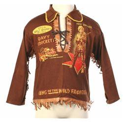"Fess Parker ""Davy Crockett"" Frontier Shirt."