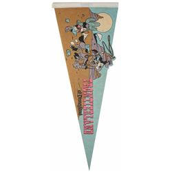 Frontierland Pennant.