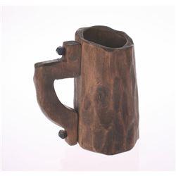 Disneyland Wooden Mug.