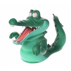 "Kevin Kidney Croc Maquette from ""Fantasmic!""."