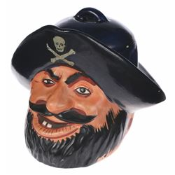 """Pirates of the Caribbean"" Souvenir Condiment Jar."