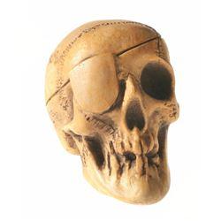 """Randotti """"Medium Size Pirate Skull"""" Prototype, Type 1."""