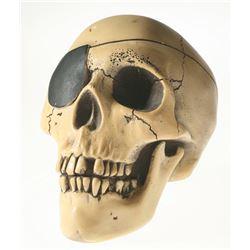 "Randotti ""Large Pirate Skull"", Type 2."