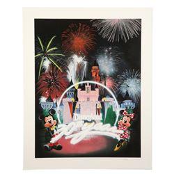 Disneyland 30th Anniversary Poster.
