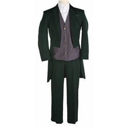 Haunted Mansion Cast Member Costume.