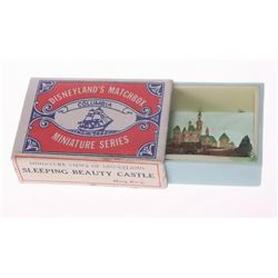 Disneyland's Matchbox Miniature Series - Sleeping Beauty Castle.