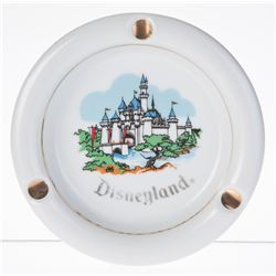 Disneyland Castle Ashtray.