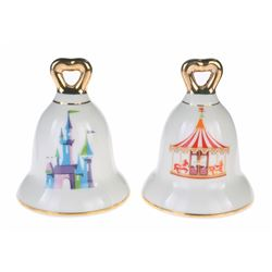Disneyland Salt and Pepper Shaker Set.