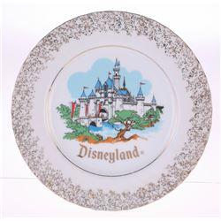 Disneyland Hanging Wall Plate.