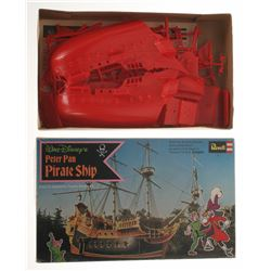 Rare Revell Peter Pan Ship Model.