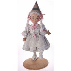 It's A Small World  Audio-Animatronic Doll.