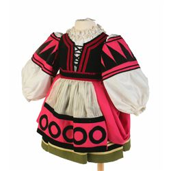 It's a Small World  Main Street Electrical Parade Doll Costume.