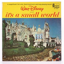 """It's a Small World"" Book and Record."