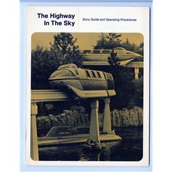 Monorail Ride Operator Manual.
