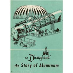 "Kaiser's ""The Story of Aluminum"" Exhibit Booklet."