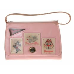 Lenticular Disney Character Purse.