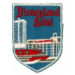 Disneyland Hotel Employee Patch.