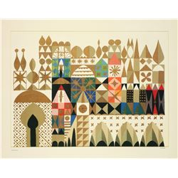 Mary Blair Art Print.