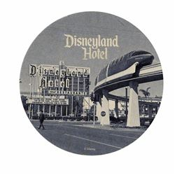 Collection of (3) Disneyland Hotel Coasters.