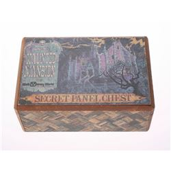 Small Haunted Mansion Secret Panel Chest..