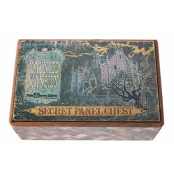 Medium Haunted Mansion Secret Panel Chest.