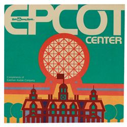 Eastman Kodak Epcot Center Information Booklet.