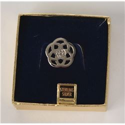 EPCOT Center Grand Opening Tie Tac.