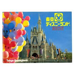 Tokyo Disneyland Pictorial Souvenir Book.