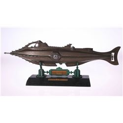 Tokyo Disneysea Grand Opening Nautilus Model.