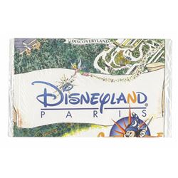 Pair of (2) Disneyland Paris Maps in Original Packaging.