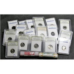 USA Nickel Coin Lot