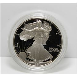 1990 USA Silver Proof 1 Oz Eagle - In Box