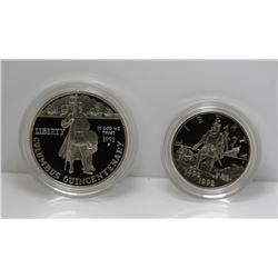 1992 USA Columbus Quincentenary Coins