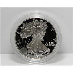 1999 USA Silver Proof 1 Oz Eagle - In Box