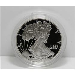 2002 USA Silver Proof 1 Oz Eagle - In Box