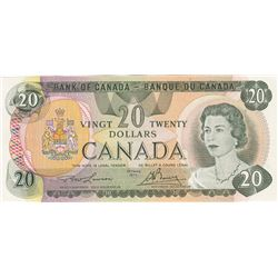 1979 Bank of Canada $20 Bank Note - UNC+