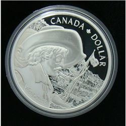 2008 Canada Proof Silver $1 Dollar Coin