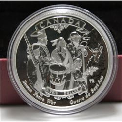 2013 Canada Limited Edition Proof Silver $1 Dollar Coin