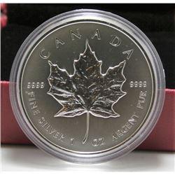 2014 Canada $5 Fine Silver Coin - Bullion Replica
