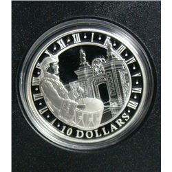 2006 Canadian $10 Fine Silver Coin The Key to a Continent