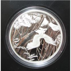 2005 Canada $20 Fine Silver Coin - National Parks - Pacific Rim