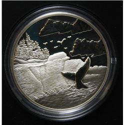 2005 Canada Fine Silver $20 Coin - Mingan Archipelago National Park