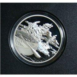 2006 Canada $20 Fine Silver Coin - Georgian Bay Islands