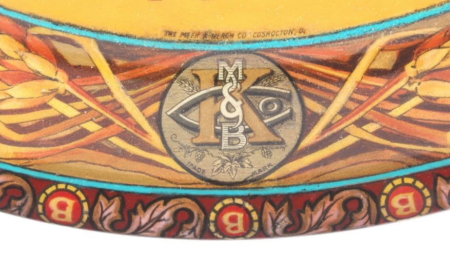 RARE Kalispell Malting & Brewing Co Best Beer Tray