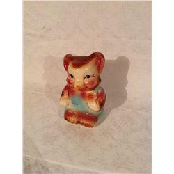 AMERICAN TEDDY BEAR COOKIE JAR