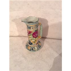 EARLY MORIAGE (PRE NIPPON) HAND DECORATED AND ENAMELLED