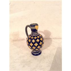EARLY MINTON COBALT DECORATED EWER