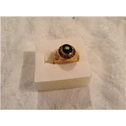 MENS 10KT 30 YEAR SERVICE RING