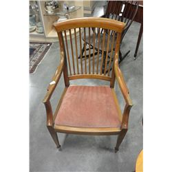 CABINET MASTERS ARMCHAIR