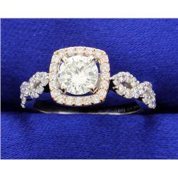 True Romance Diamond ring